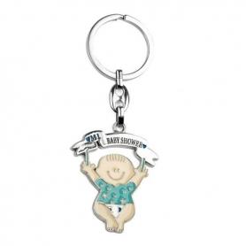 Porte-clés Baby Shower Original
