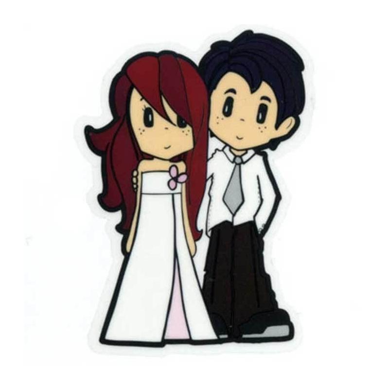 Mariage stickers decoration cadeaux