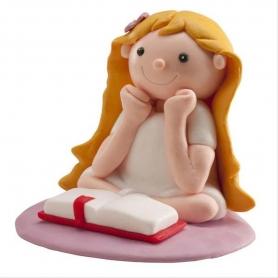 Figurine Originale pour Gateau Communion
