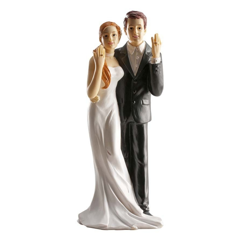 figurine mari s pas cher acheter figurine gateau mariage. Black Bedroom Furniture Sets. Home Design Ideas