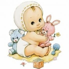 Sticker Bébé