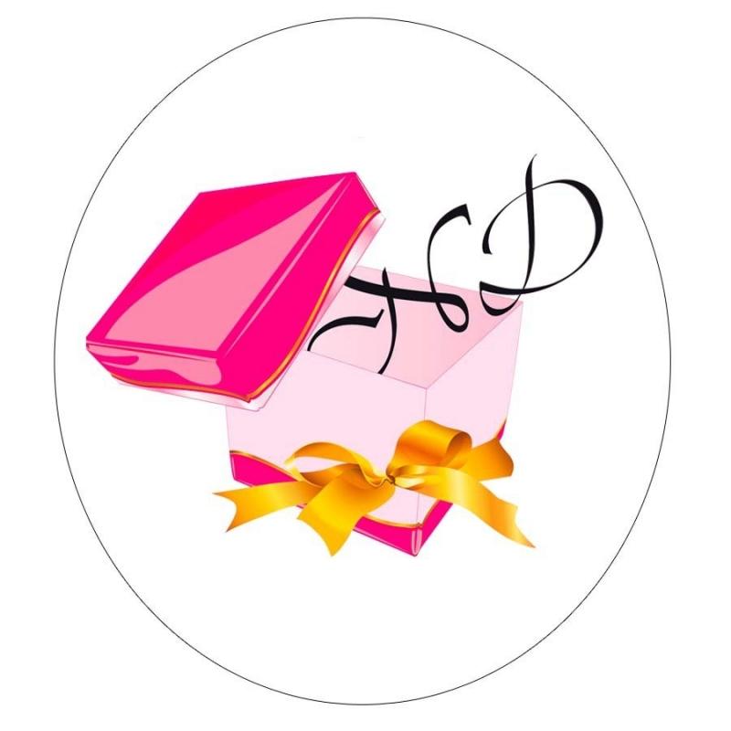 Etiquette Autocollante Logo  Etiquette