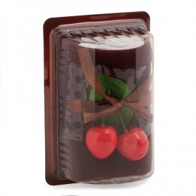 Serviette Forme Gâteau  Cadeau Cadeaux 1,24€