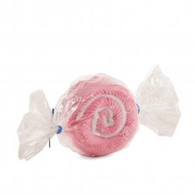 Pliage de serviette en forme de bonbon - Pliage serviette bonbon ...