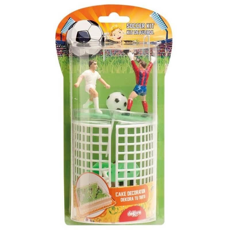 Figurines Football pour Pièce Montée  Bougies Décoration et