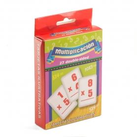 Jeu Multiplication  Jeu Cadeaux 1,23€
