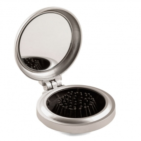 Miroir avec Brosse  Miroir