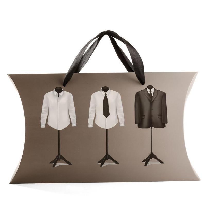 pochette cadeau pour homme acheter petite bo te pour cadeau de. Black Bedroom Furniture Sets. Home Design Ideas