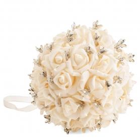 Bouquet de mariage avec épingles  Broche Cadeaux 29,40€