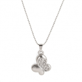 Collier Fantaisie Papillon