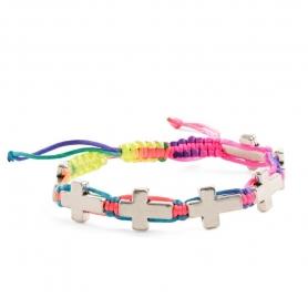 Bracelets de couleur