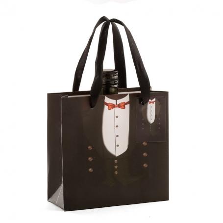 Bouteille de Vin pour Mariage  Mignonette cadeau invite mini