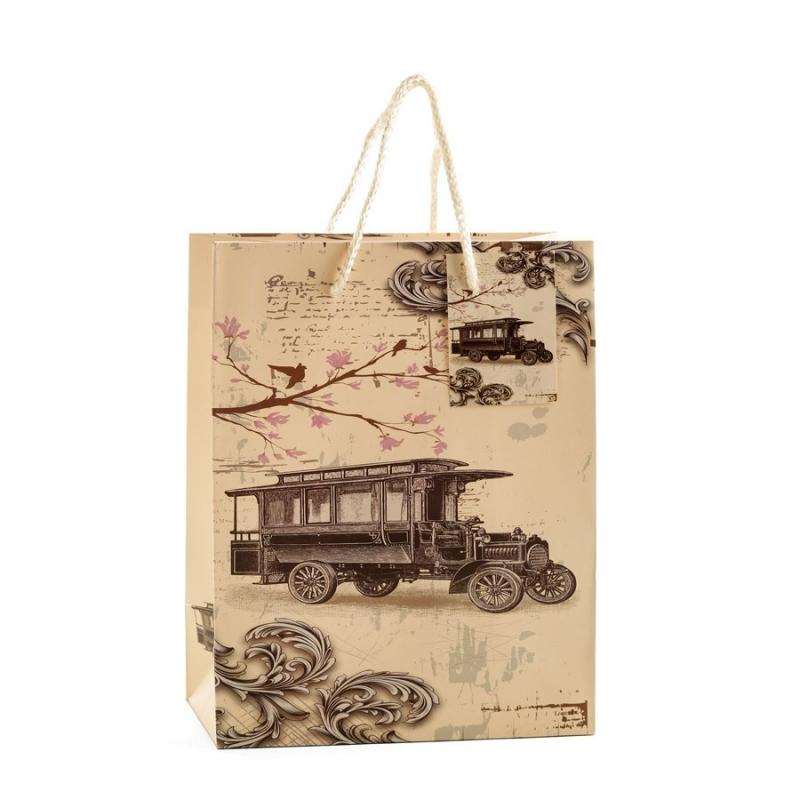 Pochette Cadeau Vintage
