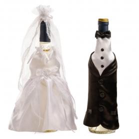Fourreau de Bouteille mariage