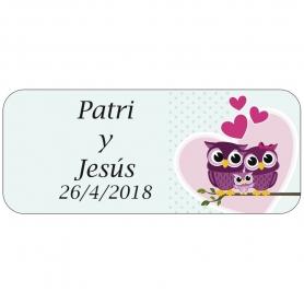 Etiquettes Mariage à Petit Prix