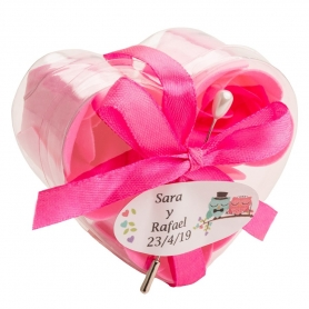 Fleurs de Savon Cadeaux de Mariage  Savons Mariage