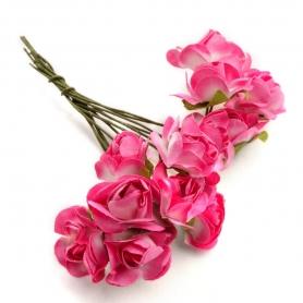 Fleurs en Papier Décoration