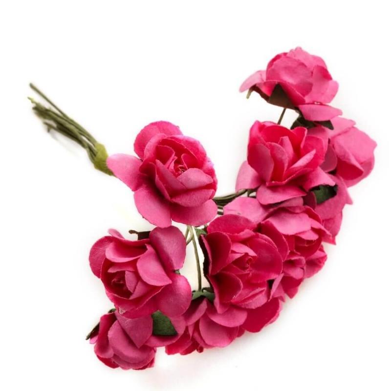 Fleur en Papier Décoration