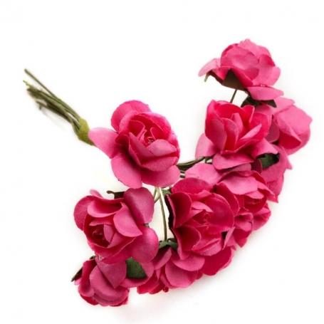 Fleur en Papier Décoration  Fleurs en papier pics fleur