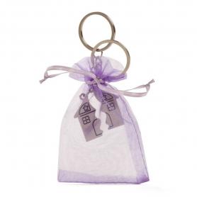 Porte-clés Mariage Cadeau