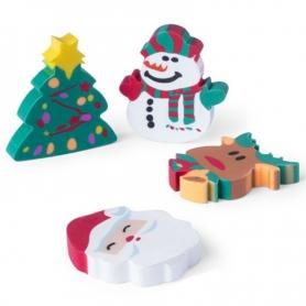 Personnages de Noël  Cadeaux pour Enfants Cadeaux d'entreprise