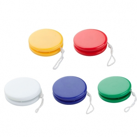 Jeu de Yoyo Couleur: jaune, bleu, blanc, noir, rouge, vert Jeu