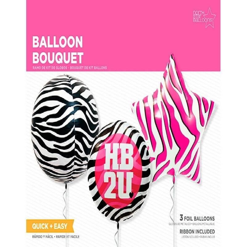Set Ballons pour Anniversaires