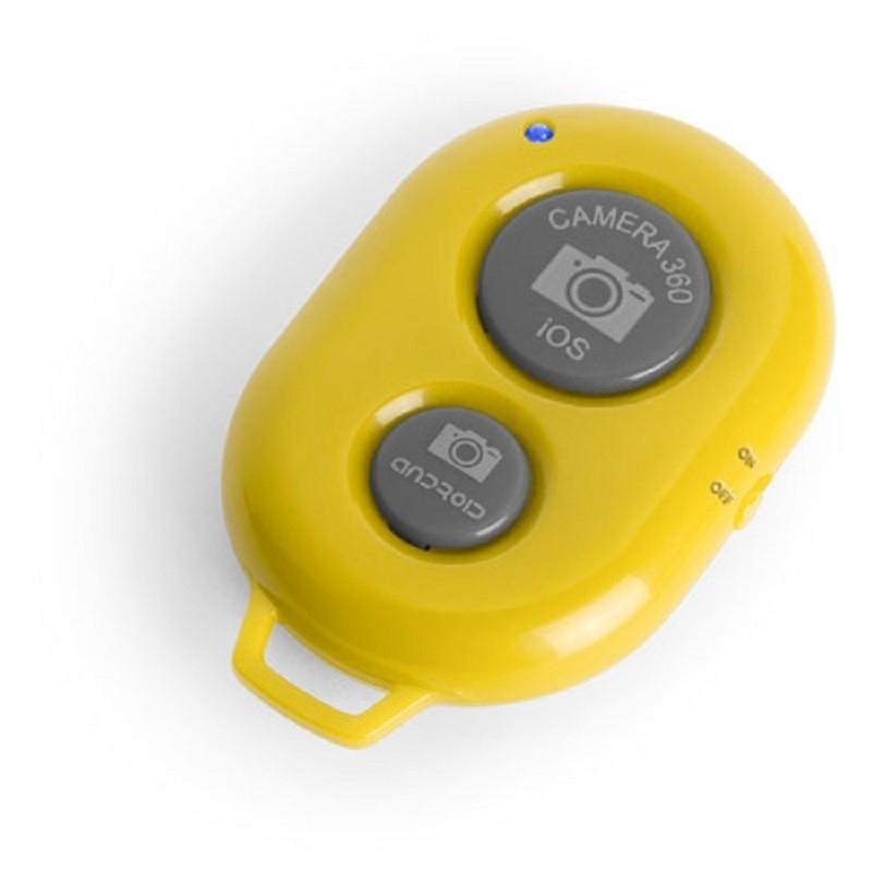 Déclencheur à Distance pour Téléphone Couleur: blanc, jaune