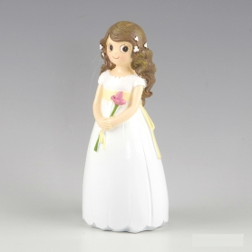Figurine Cheveux Long Communion