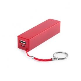 Batterie Externe Couleur: blanc, bleu, rouge, jaune Cadeaux Pas