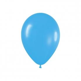 Ballon Bleu Clair  Ballons Cadeaux 0,05€