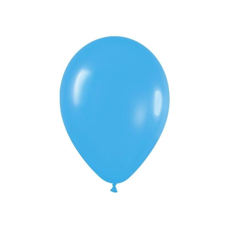 Ballon Bleu Clair  Ballons