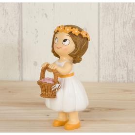 Figurine de Gâteau Fille