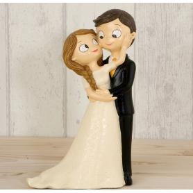 Figurine de Mariage Amour  Figurine Gateau Mariage