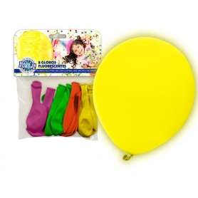 Ballons Fluorescents