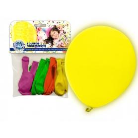 Ballons Fluorescents