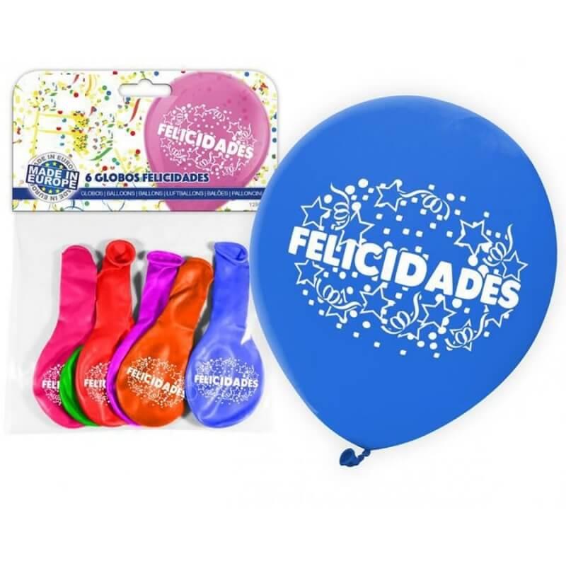 Ballons Felicidades