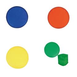Frisbee en Toile