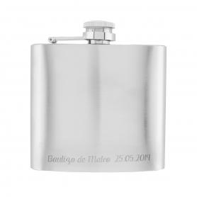 Flasque Personnalisé Cadeau Baptême