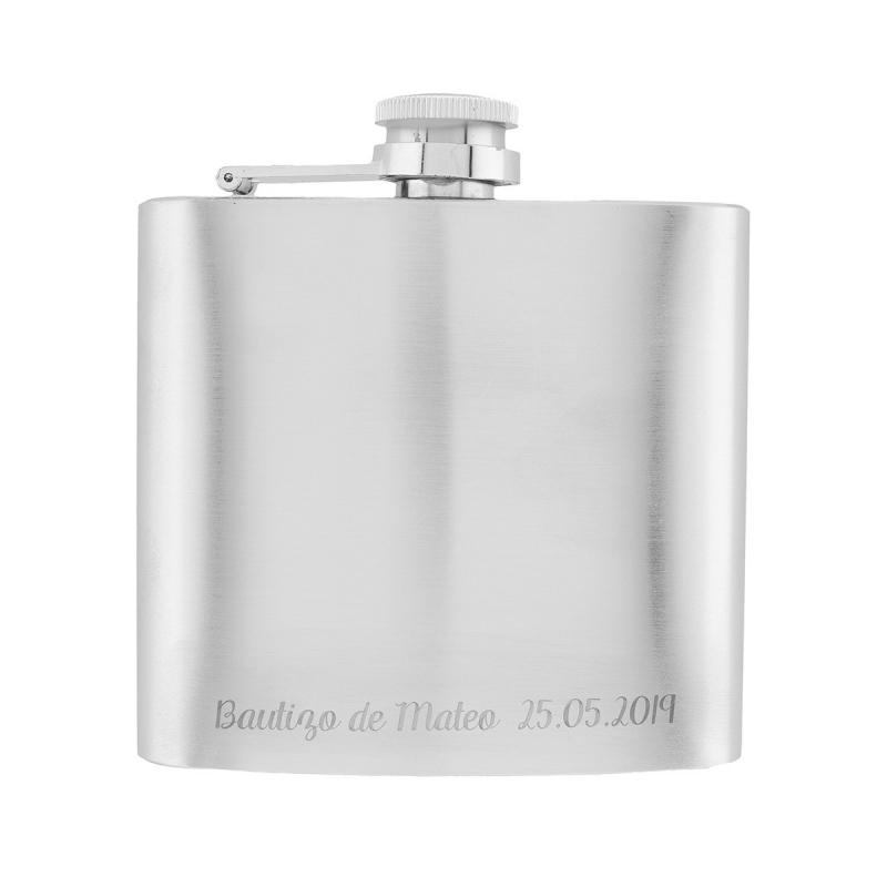 Flasque Personnalisé Cadeau Baptême  Cadeaux