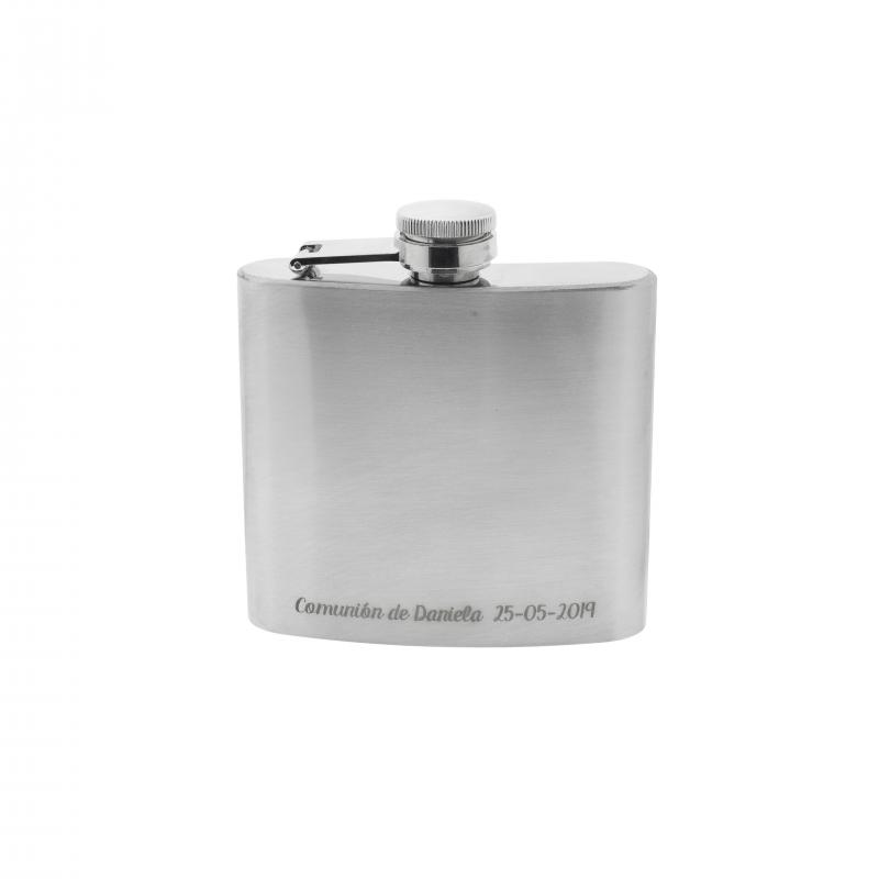 Flasque Cadeau de Communion avec Impression