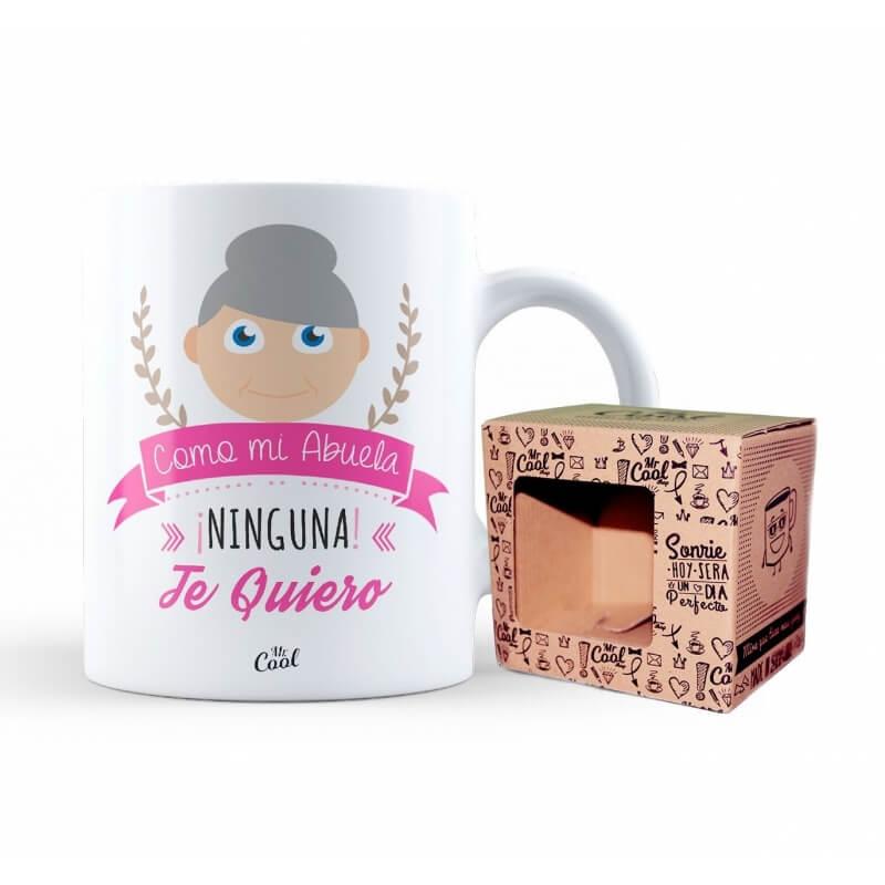 Tasses Originales pour les Grands-parents Type: elle, il Tasse
