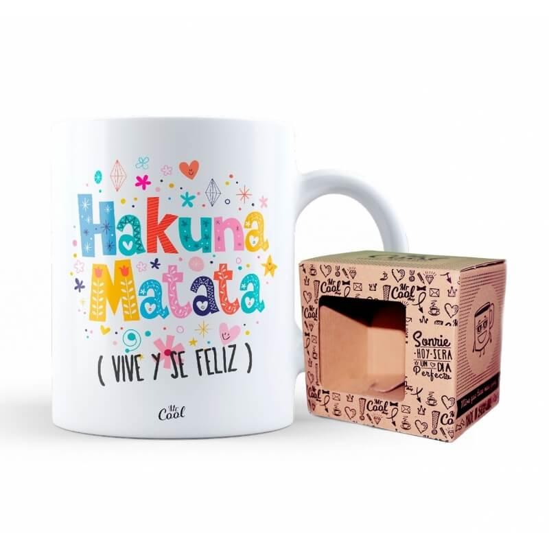 Tasse à Café Hakuna Matata