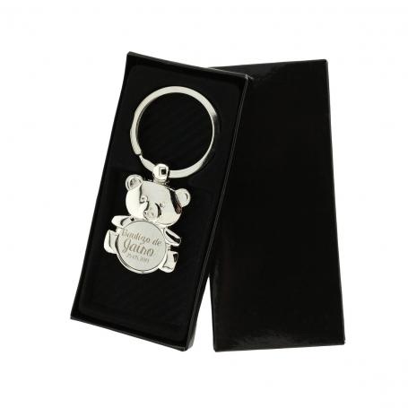 Porte-clés Personnalisé de Baptême  Porte
