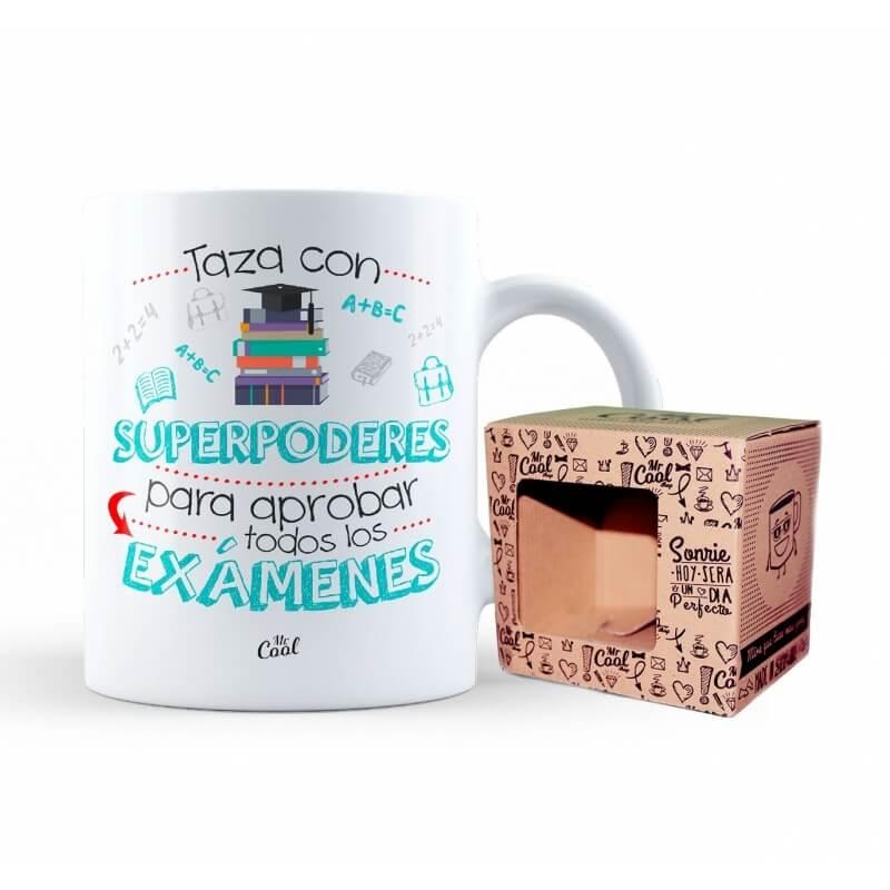Tasse à Café pour les Examens