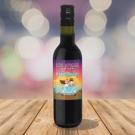 Mini Bouteilles de Vin de Mariage  Mignonette cadeau invite