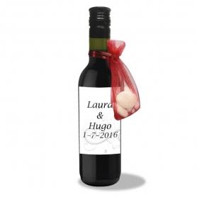 Bouteille de Vin Cadeau Mariage