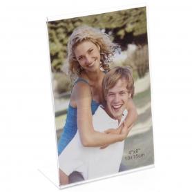 Petit Cadre Photo Plastique Transparent  Cadre Cadeaux 0,99€