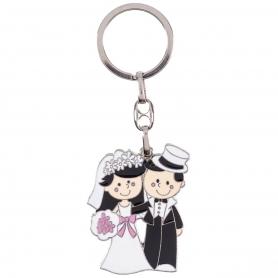 Porte-clés de Mariage Pas Cher