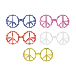 Lunettes Peace and Love